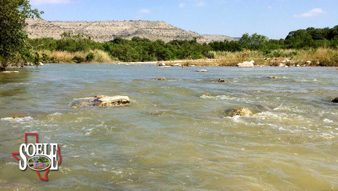 Texas best ranches 3909 pecos river sold for Pecos river fishing